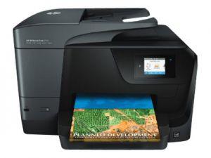 HP Officejet Pro 8710 All-in-One Multifunkční tiskárna -barevná inkoustová A4