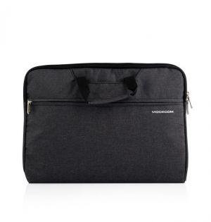 """MODECOM taška HIGHFILL na notebooky do velikosti 15,6"""", 2 kapsy, černá"""
