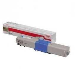 OKI originální toner 46508711 Cyan/Modrý 3000str., high capacity, OKI C332, MC363