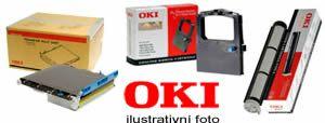 OKI 46507507 originální toner cyan 6000str., OKI C612