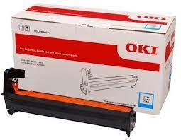 OKI originální válec 46484107 cyan/modrý 30000str., OKI C532, MC573