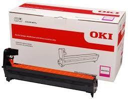 OKI originální válec 46484106 magenta/červený 30000str., OKI C532, MC573
