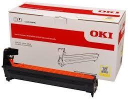 OKI originální válec 46484105 yellow/žlutý 30000str., OKI C532, MC573