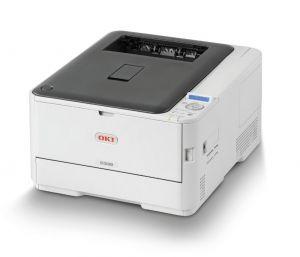 OKI C332dn tiskárna A4 30/26 ppm, ProQ2400 dpi, 1GB RAM, PCL+PS, USB 2.0 + LAN, duplex