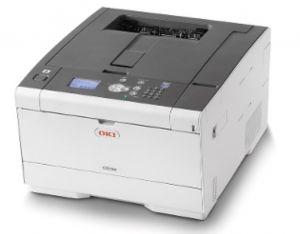 OKI C532dn Barevná tiskárna A4 30str. 1200x1200dpi 1GB RAM, PCL+PS, USB2.0 + LAN duplex