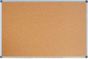 Korková tabule 100x150 cm, ALU rám