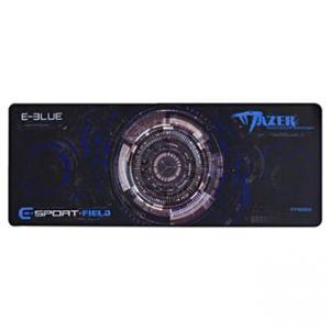 Podložka pod myš, Gaming XL, herní, černo-modrá, 80x30cm, E-BLUE