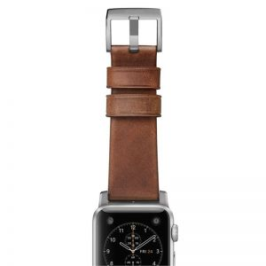 NOMAD Horween Leather Strap for APPLE Watch S
