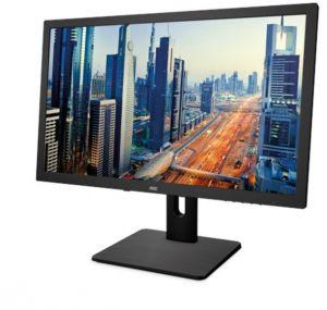 "AOC LCD I2275PWQU 21,5""wide IPS/1920x1080/4ms/50mil:1/VGA/DVI/HDMI/USB/pivot/repro"