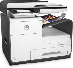 HP PageWide MFP 377dw Printer (A4, 30 ppm. USB 2.0, Ethernet, Wi-Fi, Print/Scan/Copy/Fax,