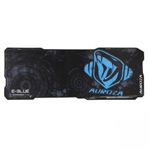 Podložka pod myš, Auroza XL, herní, černo-modrá, 80x30 cm, 3 mm, E-BLUE