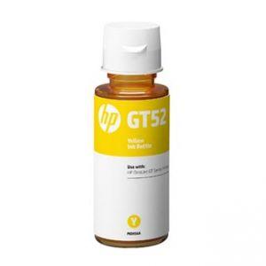 HP M0H56AE GT52 originální ink bottle žlutý/yellow, 8000str., 70ml, HP DeskJet GT
