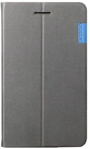Pouzdro na TAB3 7 Folio Case and Film (Gray-WW)