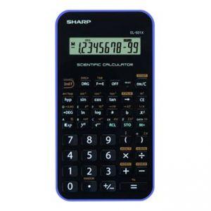 Kalkulačka SHARP, EL501XVL, černo-fialová, vědecká