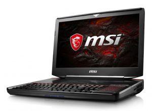MSI GT83VR 7RE-086CZ Titan SLI/ i7-7820HK Kabylake/32GB/2x128GB SSD+1TB HDD/2x GTX1070, 8G