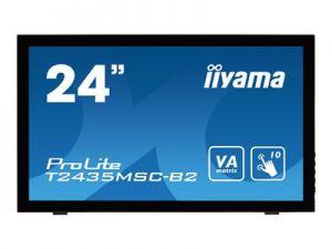 """IIYAMA ProLite T2435MSC-B2 - LED monitor - 24"""" (23.6"""" zobrazitelný) - dotykový displej - 1"""