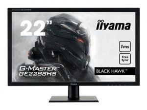 "IIYAMA G-MASTER Black Hawk - LED monitor - 22"" (21.5"" zobrazitelný) - 1920 x 1080 - TN - 2"