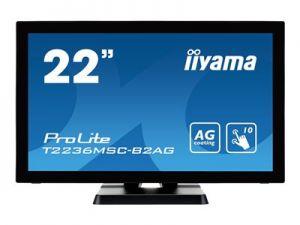 """IIYAMA ProLite T2236MSC-B2AG - LED monitor - 21.5"""" (21.5"""" zobrazitelný) - dotykový displej"""