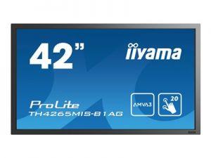 """IIYAMA ProLite TH4265MIS-B1AG - 42"""" Třída LED displej - digitální podpis - s dotyková obra"""