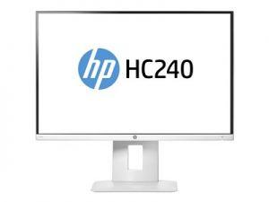 HP HC240 Healthcare Ed, 24 IPS, 1920x1200, 8ms, 1000:1, 250 cd/m2, DVI, HDMI, DP, mDP, USB