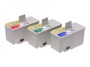 EPSON - Modrá - originál - inkoustová cartridge - pro TM J7100, J7600