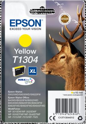 EPSON T1304 Stag XL 10.1ml YL, T1304 Stag XL 10.1ml YL
