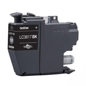 BROTHER LC-3617BK (inkoust black, 550 str. @ 5% draft)