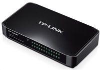 TP-LINK TL-SF1024M 24x 10/100Mbps Desktop Switch, plast