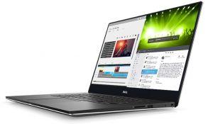 """DELL XPS 15 (9560)/i7-7700HQ/8GB/256GB SSD/4GB Nvidia 1050/15.6"""" FHD/Win 10 64bit MUI/Silv"""