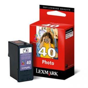 LEXMARK originální ink 18Y0340E, #40, photo, LEXMARK X9350