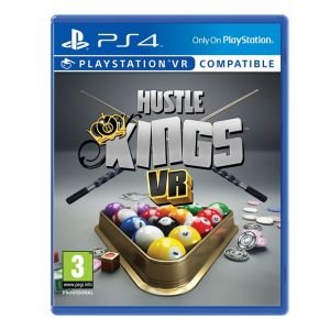PS4 VR - Hustle Kings VR