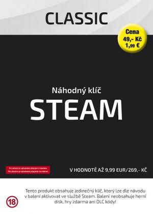 Náhodný klíč Steam Classic