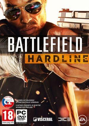 Battlefield Hardline - PC DVD