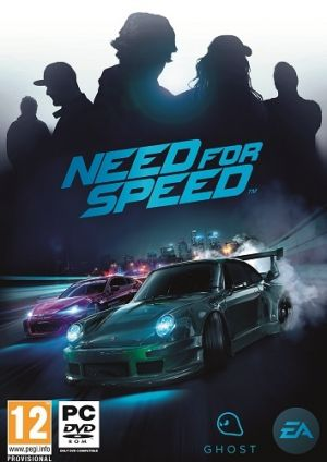 Need For Speed 2016 - PC DVD