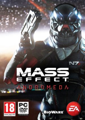 Mass Effect Andromeda - PC DVD
