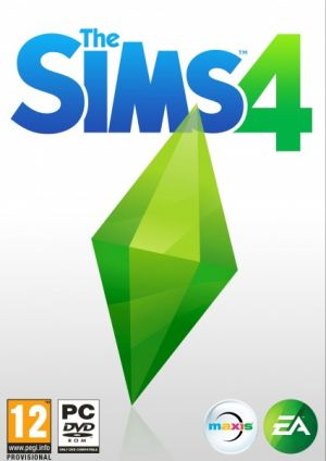 The Sims 4 - PC DVD