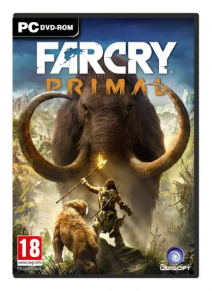Far Cry Primal - PC DVD