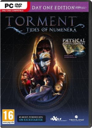 Torment: Tides of Numenera - PC DVD