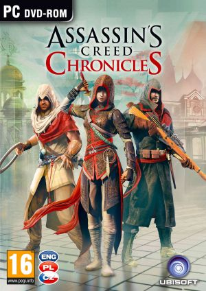 Assassins Creed Chronicles - PC DVD