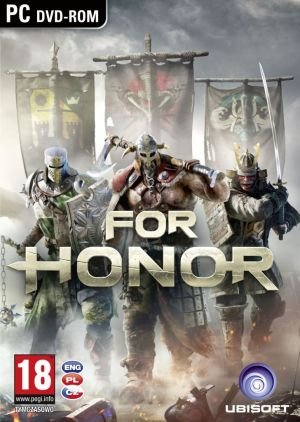 For Honor - PC DVD