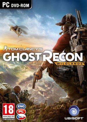 Tom Clancys Ghost Recon: Wildlands - PC DVD