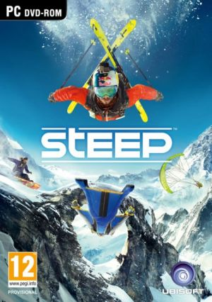 Steep - PC DVD