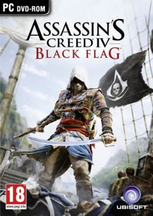 Assassins Creed: Black Flag - PC DVD