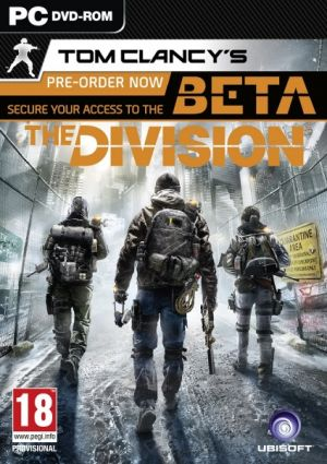 Tom Clancys The Division - PC DVD