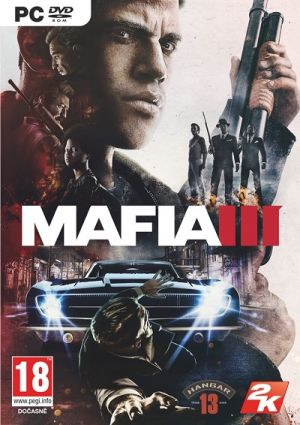Mafia 3 - PC DVD