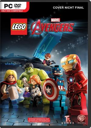 PC - Lego Marvels Avengers