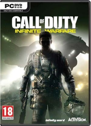 Call of Duty: Infinite Warfare - PC DVD