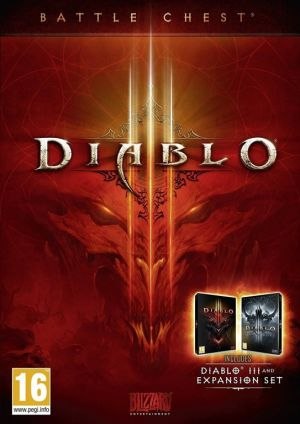 Diablo 3 Battle Chest - PC DVD