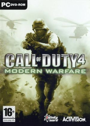 Call of Duty: Modern Warfare - PC DVD