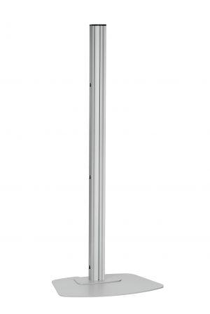 PUC 2718 S Stojina ConNECt-it Floor 180cm stříbrná